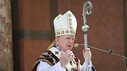 Abp Jędraszewski: Głosimy Chrystusa ukrzyżowanego, który jest zgorszeniem dla Żydów i głupstwem dla pogan - miniaturka