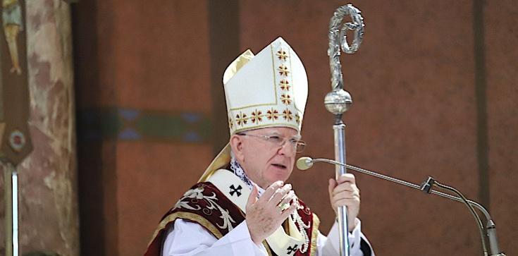 Abp Jędraszewski: Głosimy Chrystusa ukrzyżowanego, który jest zgorszeniem dla Żydów i głupstwem dla pogan - zdjęcie