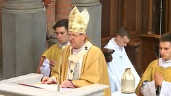 Abp Wojda: Kościół jest jedną wielką wspólnotą grzeszników i świętych - miniaturka