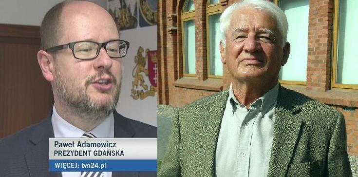 Wyszkowski:Adamowicz to tylko słup układu gdańskiego - zdjęcie