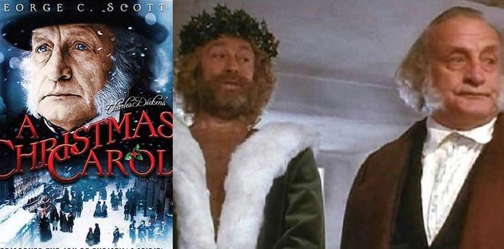 'Opowieść Wigilijna' - dobry filmowy klasyk na rodzinne święta Bożego Narodzenia - zdjęcie