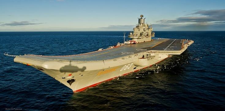 Rosyjska flota na dnie. Kolejne kompromitacje - zdjęcie