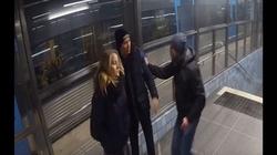 Szwedzki eksperyment: Polak staje w obronie dziewczyny w Szwecji - miniaturka