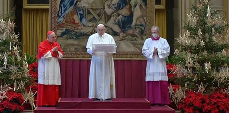 Urbi et Orbi. Papież wzywa do solidarności - zdjęcie