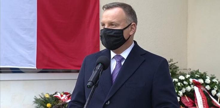 Prezydent o Niezłomnych: Nie zgodzili się na zniewoloną Polskę  - zdjęcie