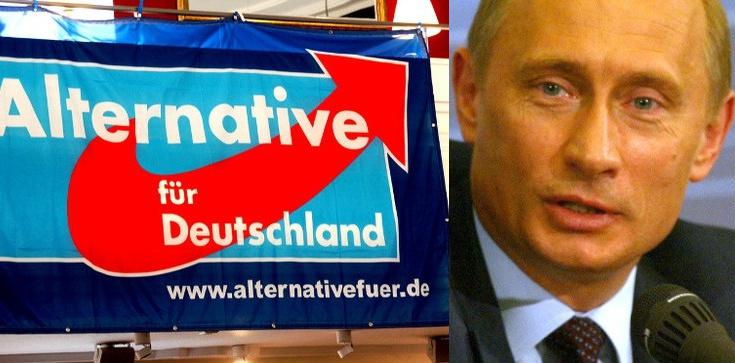 Odradza się radykalne skrzydło niemieckiej prokremlowskiej Alternative fur Deutschland - zdjęcie