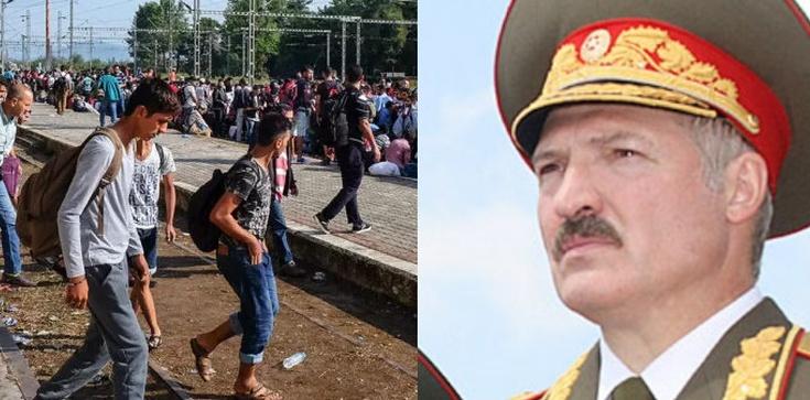 ,,Polskę zaleje fala imigrantów''. Łukaszenka straszy Europę - zdjęcie