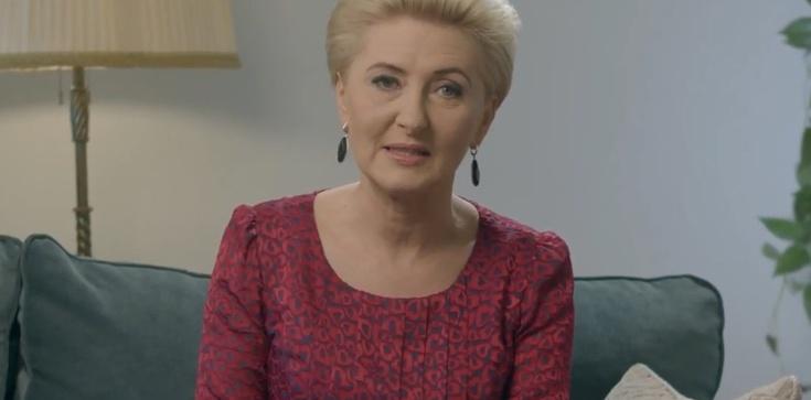 Pierwsza Dama o koronawirusie - zdjęcie