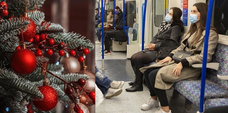 Koronawirus. Jakie obostrzenia na święta Bożego Narodzenia? - zdjęcie