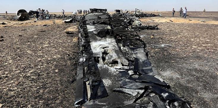 To już prawie pewne! W rosyjskim Airbus A321 wybuchła bomba! - zdjęcie
