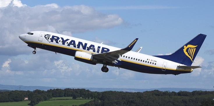 Ryanair przywraca 40 proc. lotów. Podano datę - zdjęcie