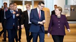 Niemieckie media atakują Morawieckiego. ,,Zakwestionował wyjątkowość Holokaustu'' - miniaturka