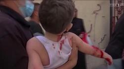 Palestyna. W wyniku izraelskich nalotów zginęło już co najmniej 30 osób - miniaturka