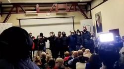 [Wideo] Moskwa: atak w trakcie projekcji filmu finansowanego przez Instytut Polski - miniaturka
