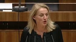 Kolejna eurodeputowana straszy Polskę ,,praworządnością'' z uwagi na wyrok TK - miniaturka