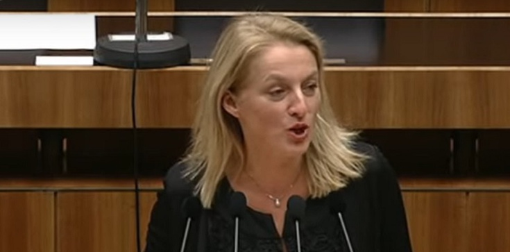 Kolejna eurodeputowana straszy Polskę ,,praworządnością'' z uwagi na wyrok TK - zdjęcie