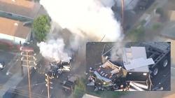[Wideo] USA. W ,,kontrolowanej'' detonacji 2.5 tony fajerwerków 17 osób zostało rannych - miniaturka