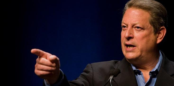 Al Gore: Zostanę katolikiem, jeśli papież będzie walczyć z globalnym ociepleniem - zdjęcie