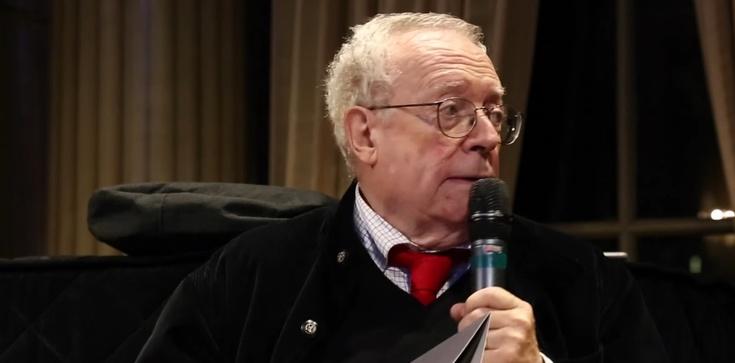 Alain Besancon: Polska ma w Europie wielką rolę do odegrania - zdjęcie