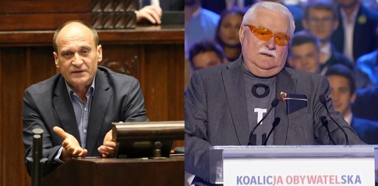 Wałęsa głosuje na PSL. Jest odpowiedź Kukiza - zdjęcie