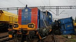 Pijany maszynista doprowadził do zderzenia dwóch pociągów. Grozi mu do 10 lat więzienia - miniaturka