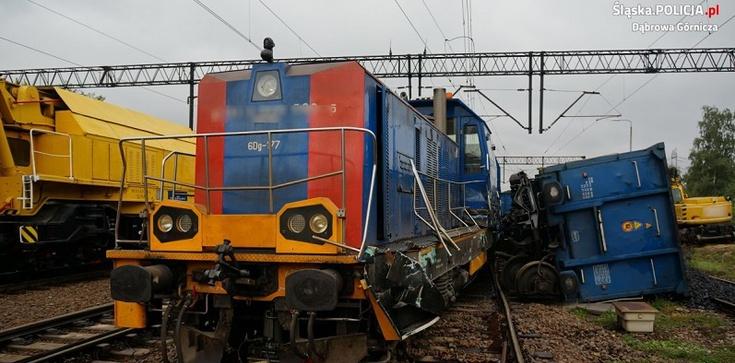 Pijany maszynista doprowadził do zderzenia dwóch pociągów. Grozi mu do 10 lat więzienia - zdjęcie