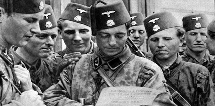 W imię Hitlera i Allacha. Muzułmańskie jednostki Waffen SS - zdjęcie