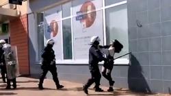 [Wideo] Komendant Główny zlecił wyjaśnienie sprawy ostrej interwencji w Głogowie - miniaturka