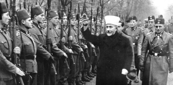 Allah i swastyka. Muzułmanie w SS - zdjęcie