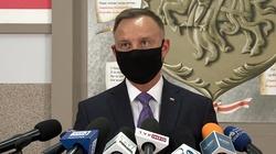 Prezydent Duda: Szuka się różnych możliwości skłócenia Polaków i Białorusinów - miniaturka
