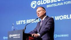 Prezydent w Bratysławie: Celem po wyjściu z pandemii musi być uniknięcie nowych podziałów: na lepszych i gorszych, na bogatszych i biedniejszych, na zaszczepionych i niezaszczepionych - miniaturka