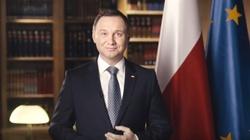 Duda gratuluje prezydentowi Węgier - miniaturka
