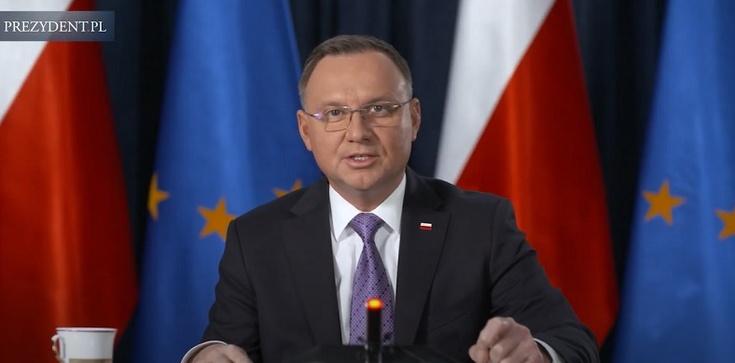 Prezydent: Wolna Polska składa dziś hołd swoim zabitym córkom i synom - zdjęcie