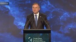 Prezydent: Trójmorze to najbardziej dynamicznie rozwijająca się część UE  - miniaturka
