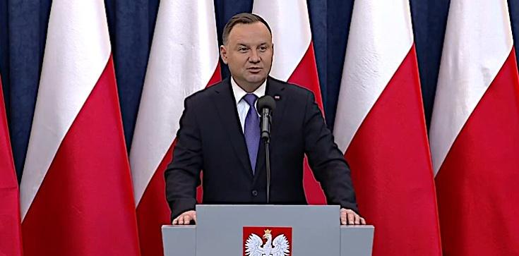 Andrzej Duda: Baltic Pipe uwolni nas od Rosji - zdjęcie