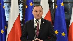 Prezydent Andrzej Duda w światowych mediach: Konstytucja 3 maja łączyła nowoczesność z chrześcijańską tradycją - miniaturka