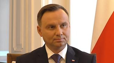 Prezydent o ustawie medialnej: W Polsce prawo uchwala parlament, nie obce państwa  - miniaturka