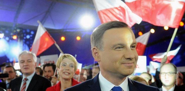 Za granicą zwycięża Andrzej Duda - zdjęcie