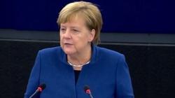 Merkel wzywa do ograniczenia aktywności społecznych - miniaturka