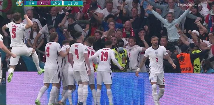 Pilne! Jest już pierwsza bramka w finale Anglia – Włochy - zdjęcie