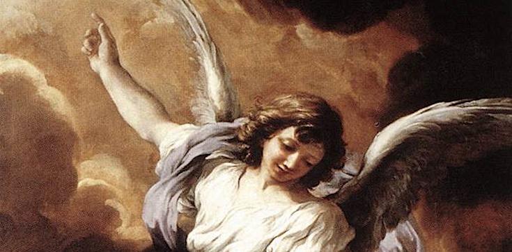 Czy możemy przynaglić naszego anioła do działania? - zdjęcie
