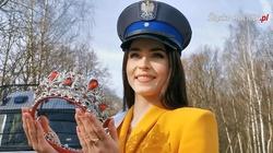 ,,Zamieniła'' koronę na mundur. Miss Polski 2020 chce zostać policjantką [Fotogaleria, Wideo] - miniaturka