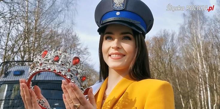 ,,Zamieniła'' koronę na mundur. Miss Polski 2020 chce zostać policjantką [Fotogaleria, Wideo] - zdjęcie