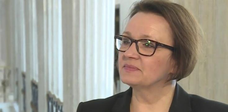 Zalewska: Bez nauczycieli nie będzie reformy edukacji - zdjęcie