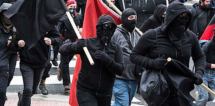 Schyłek demokracji. ,,Die Welt'': Niemieccy posłowie wspierają brutalne, lewicowe bojówki   - zdjęcie