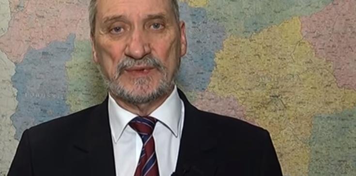 Antoni Macierewicz: Okrągły Stół. Byliśmy z góry skazani na porażkę - zdjęcie