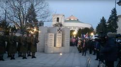 Zwolennicy KOD zakłócali uroczystość ku czci Żołnierzy Wyklętych - miniaturka