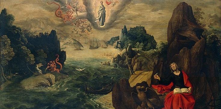 Wizja św. Jana Ewangelisty według Benedykta XVI - zdjęcie