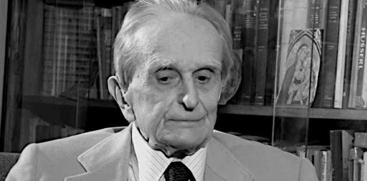 Prof. Andrzej Półtawski nie żyje - zdjęcie