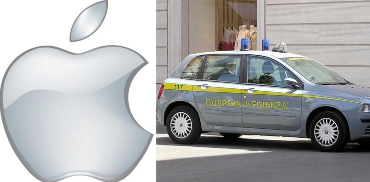Włosi przycisnęli Apple'a. Zapłaci 318 mln euro - zdjęcie